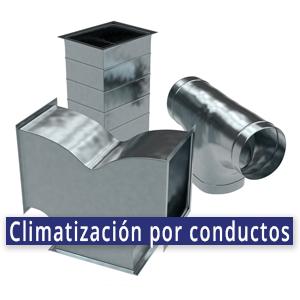 Servicio Técnico Zaragoza Climatización por conductos